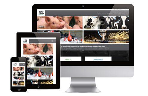IEL site internet